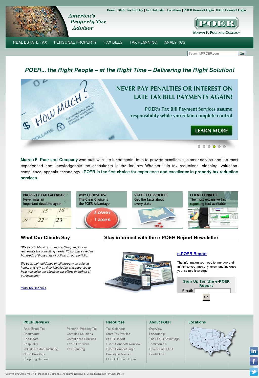 POER Competitors, Revenue and Employees - Owler Company Profile