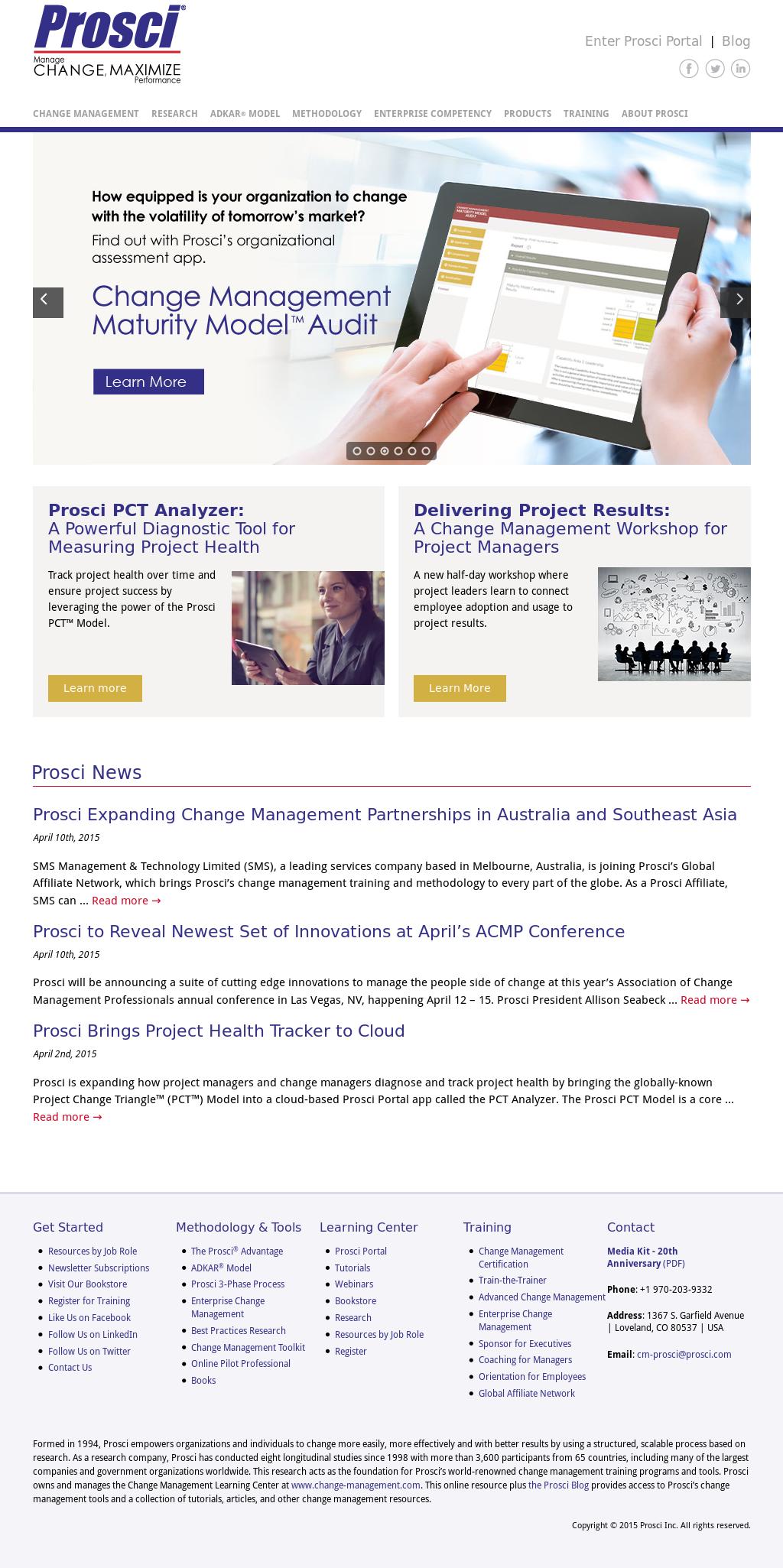 Prosci Competitors, Revenue and Employees - Owler Company Profile
