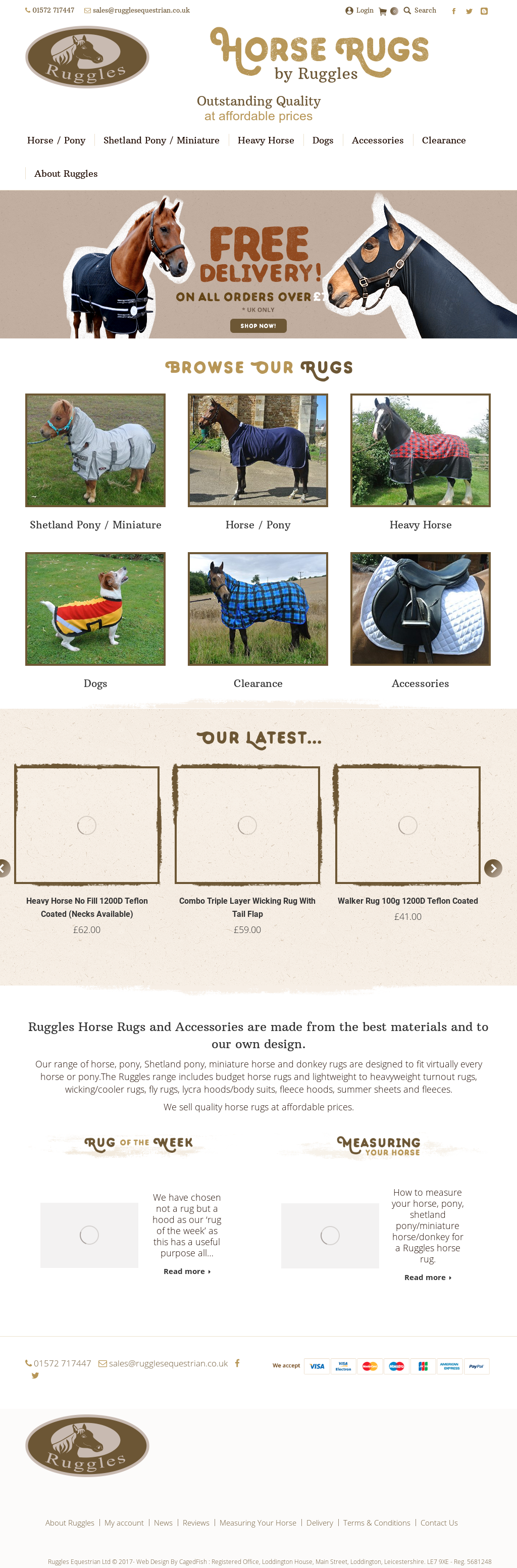 Ruggles Equestrian Compeors Revenue