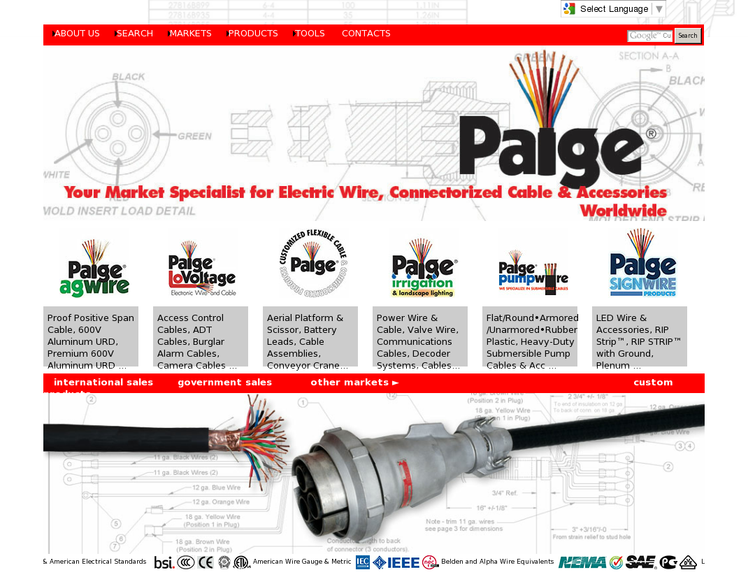 Paige Electric Competitors, Revenue and Employees - Owler Company ...