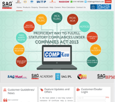 Sag Infotech Competitors, Revenue and Employees - Owler Company Profile