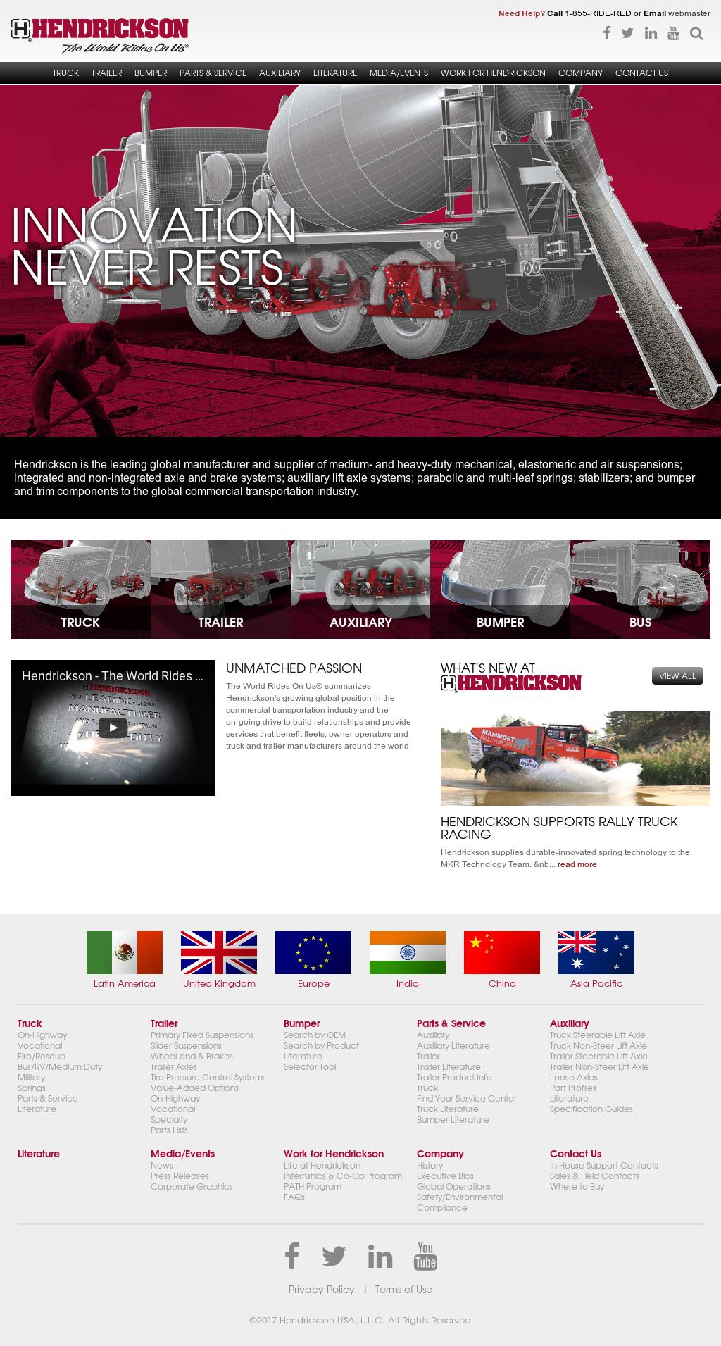 Hendrickson Competitors, Revenue and Employees - Owler Company Profile