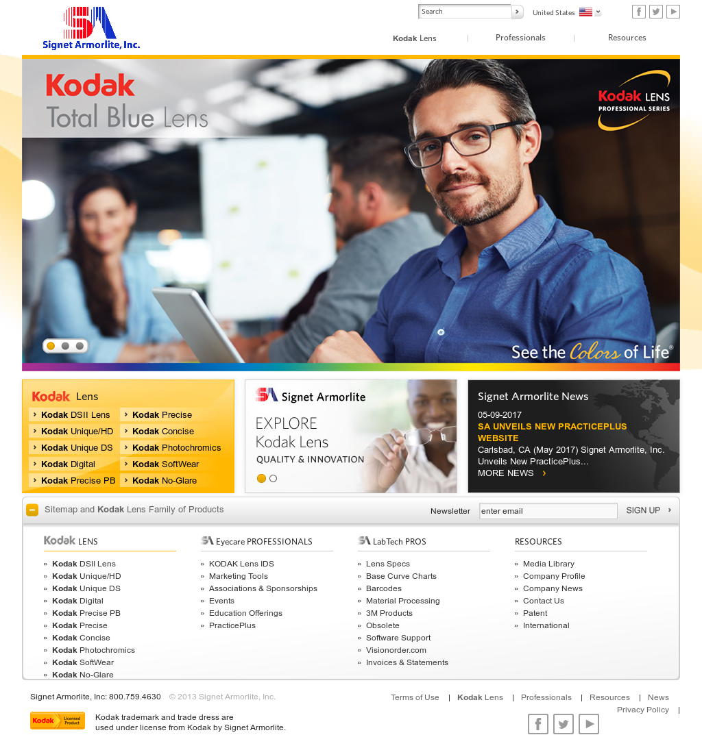 Kodak Lens Competitors, Revenue and Employees - Owler Company Profile
