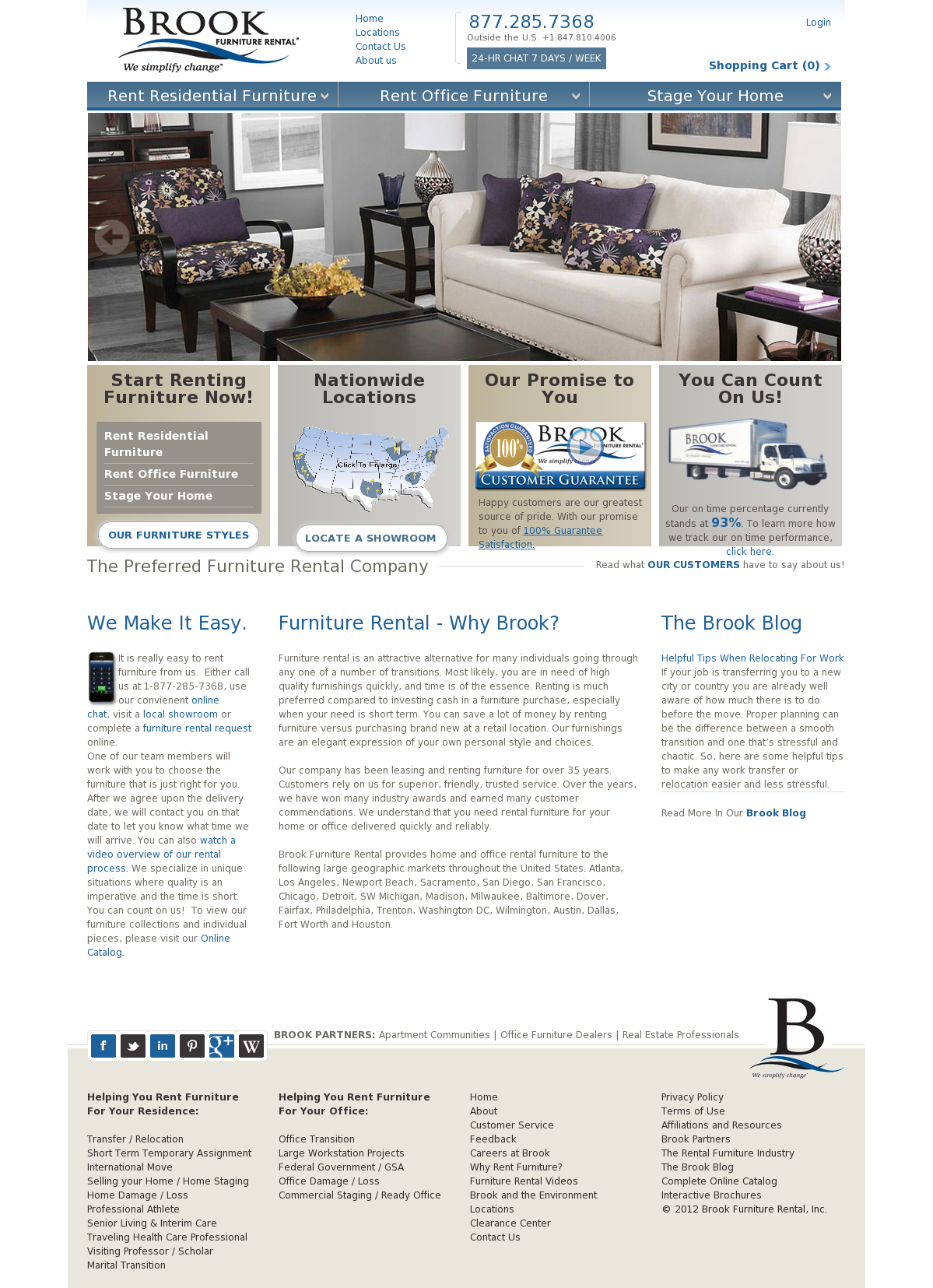 Superieur Brook Furniture Rental Competitors, Revenue And Employees   Owler Company  Profile