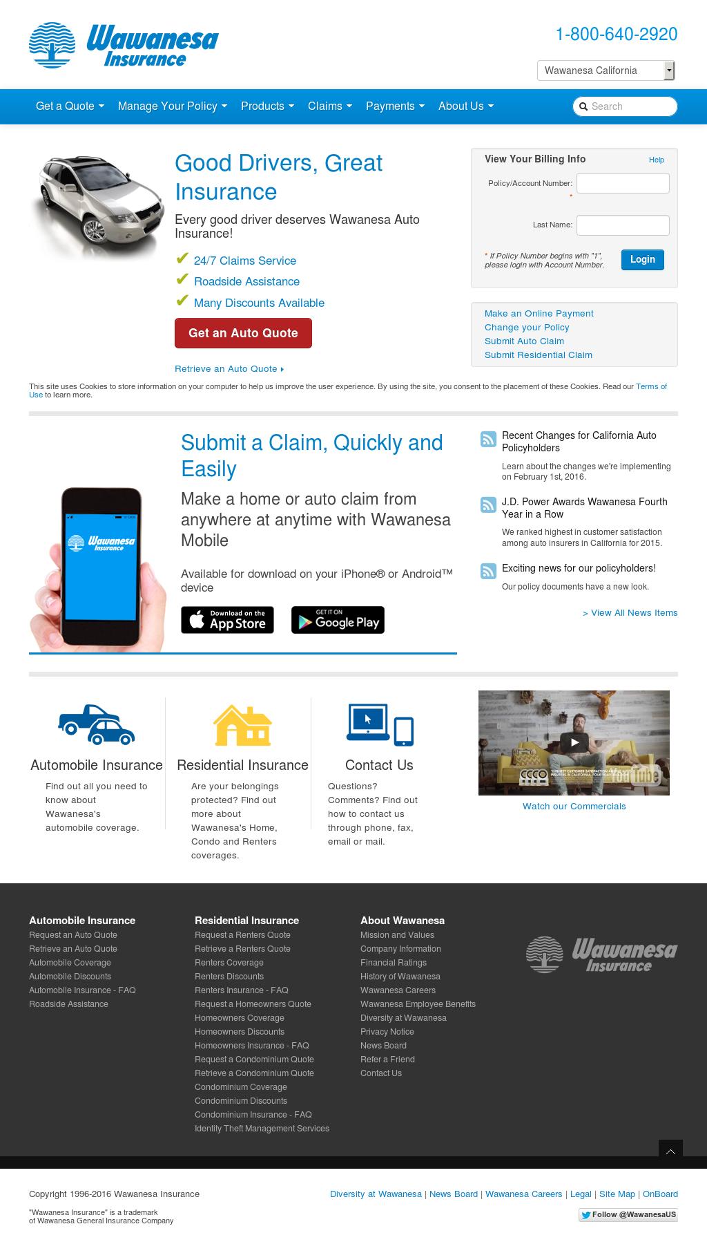 Wawanesa Car Insurance >> Wawanesa Competitors Revenue And Employees Owler Company