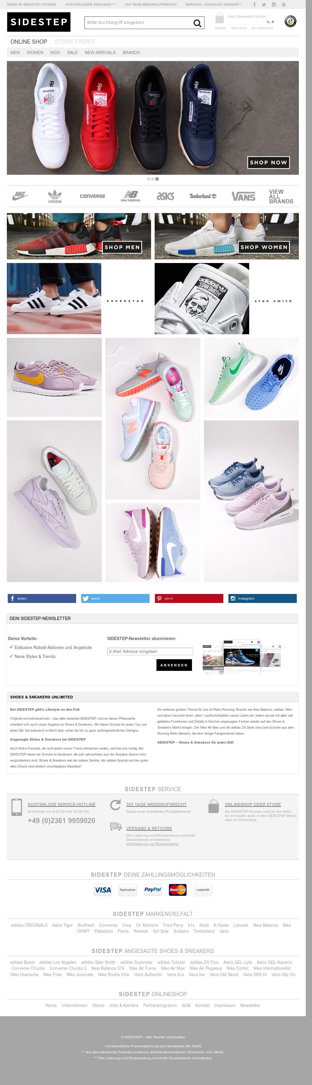fantastic savings various styles hot sale Sidestep Shoes Competitors, Revenue and Employees - Owler ...