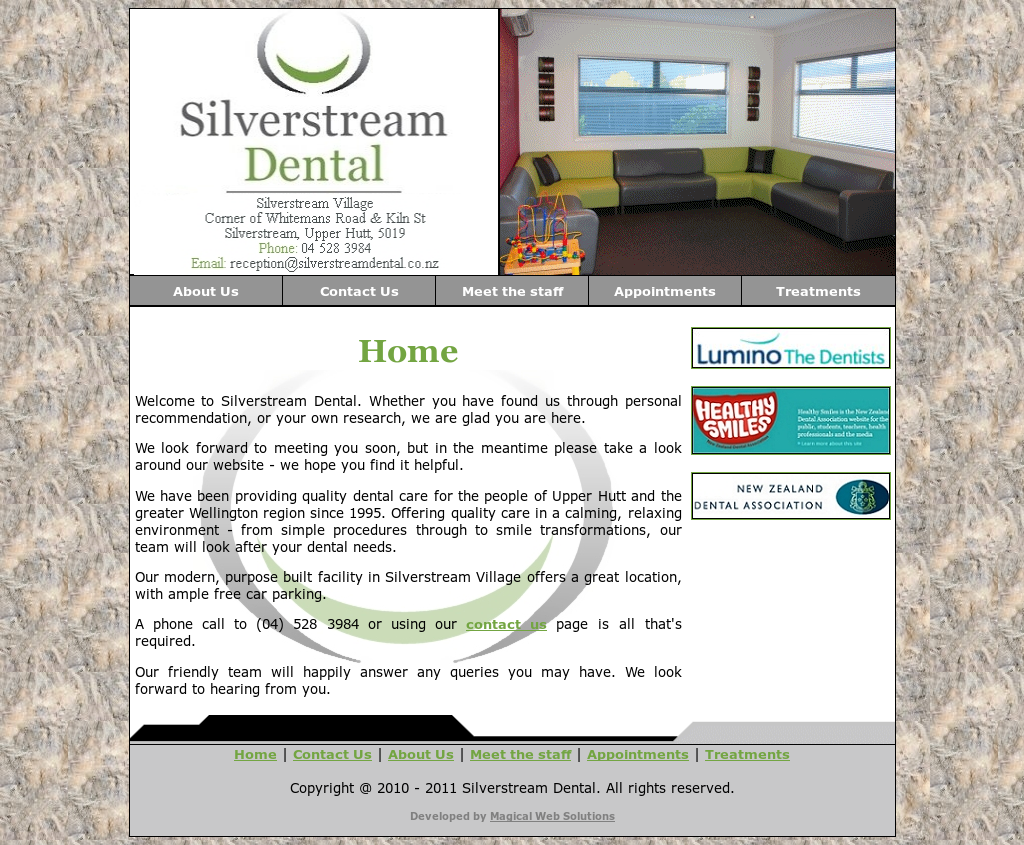 Silverstream Dental Competitors, Revenue and Employees