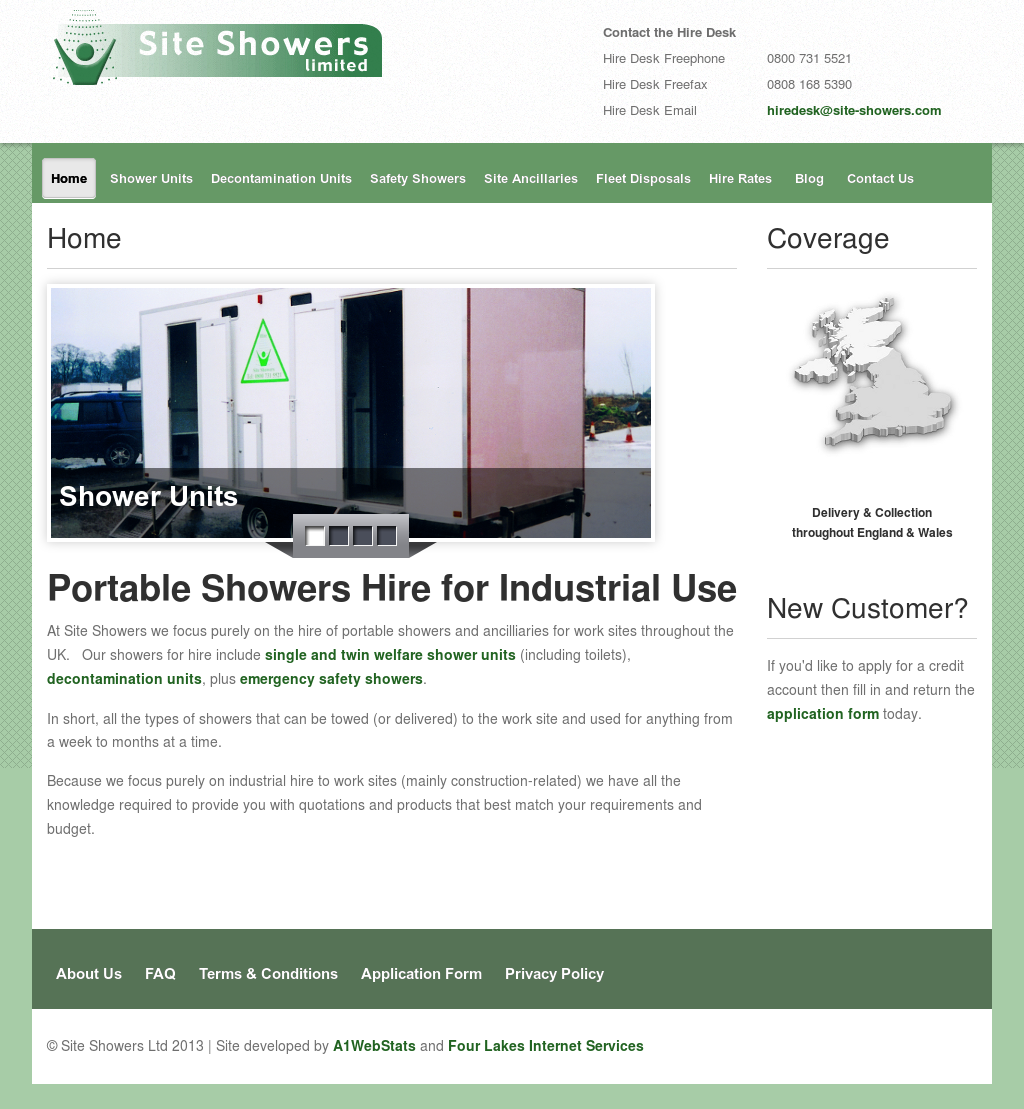 Site Showers Competitors, Revenue and Employees - Owler Company Profile