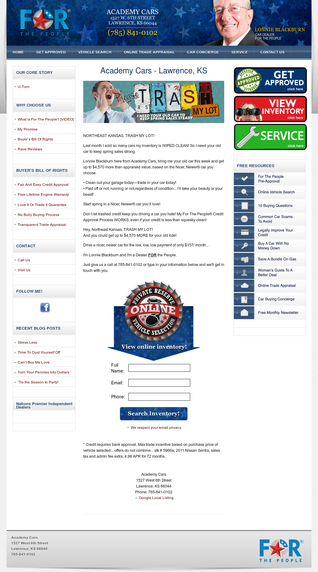 Academy Cars Lawrence Ks >> Academy Cars Service Department Competitors Revenue And