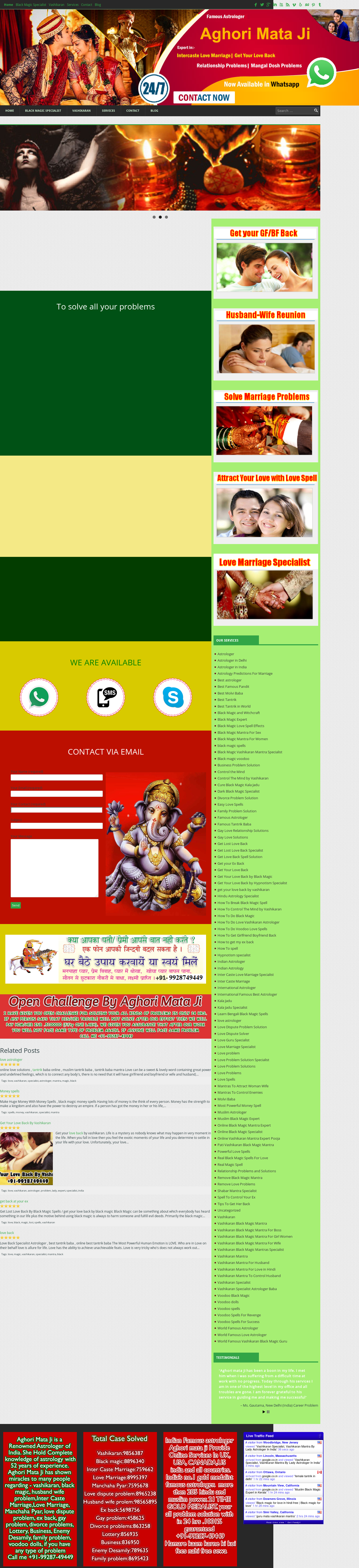 Lady Astrologer India Competitors, Revenue and Employees - Owler