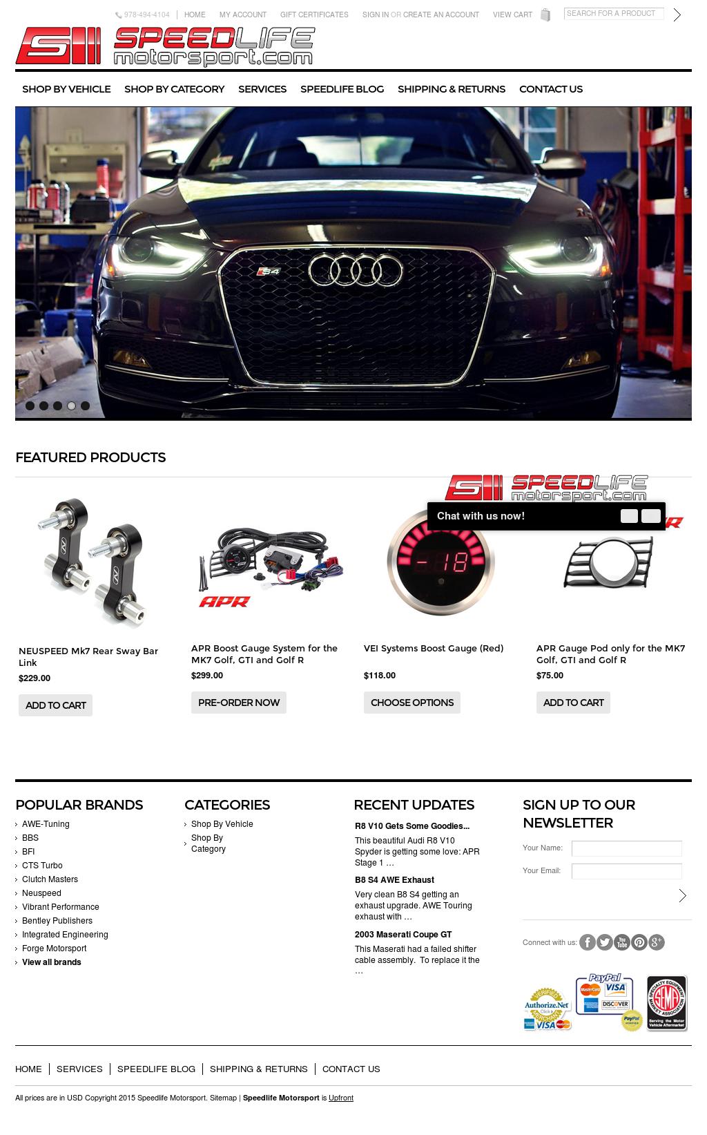 Speedlife Motorsport Competitors, Revenue and Employees