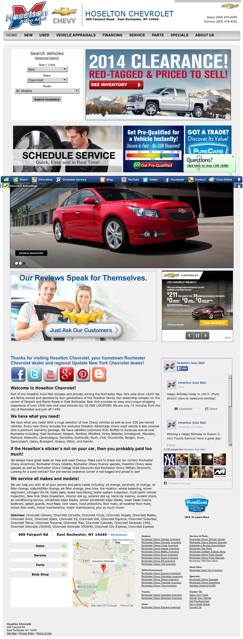 Hoselton Auto Mall >> Hoselton Auto Mall Competitors Revenue And Employees