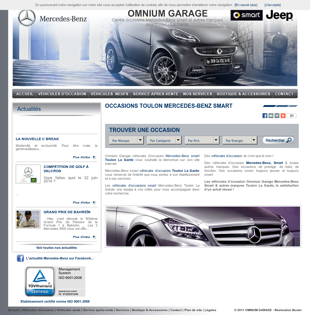 Mercedes Benz Toulon Competitors Revenue And Employees Owler
