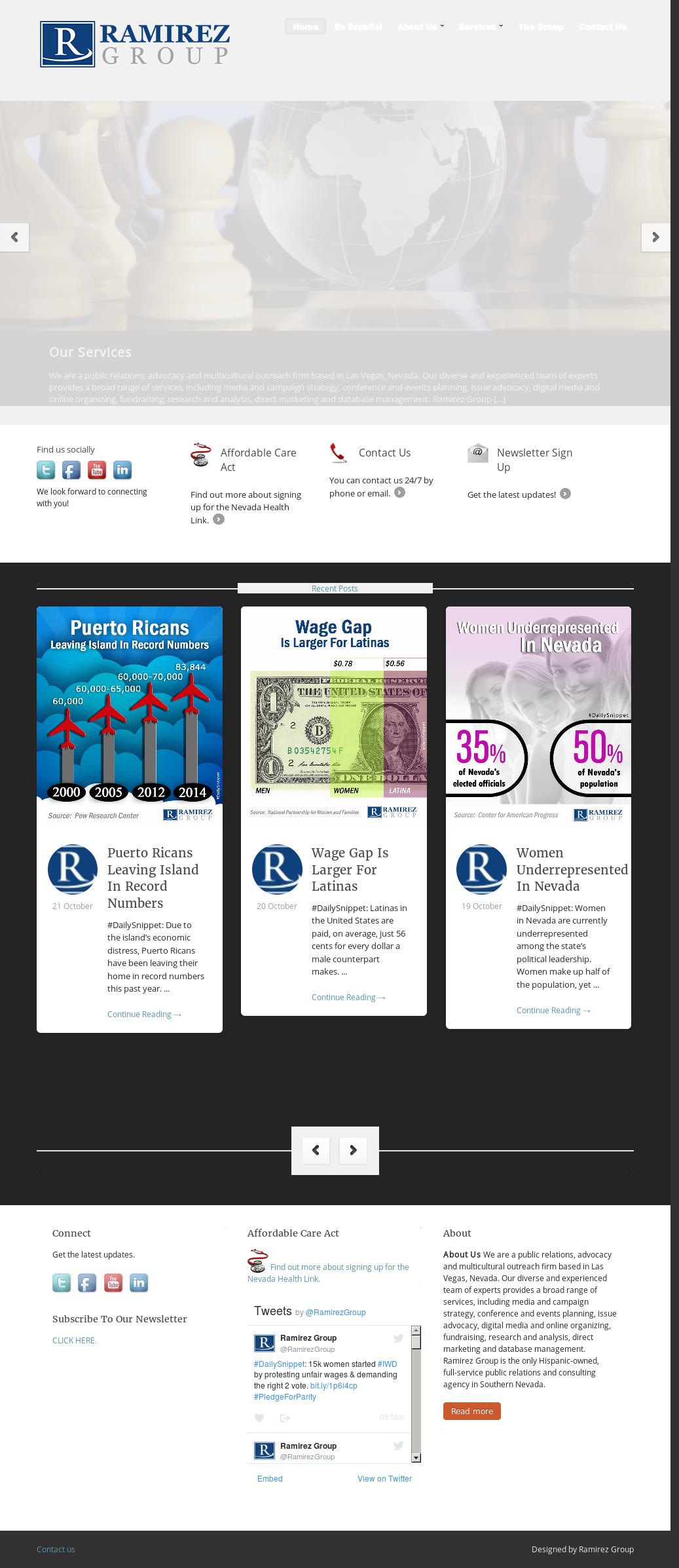 Ramirez Group Competitors, Revenue and Employees - Owler