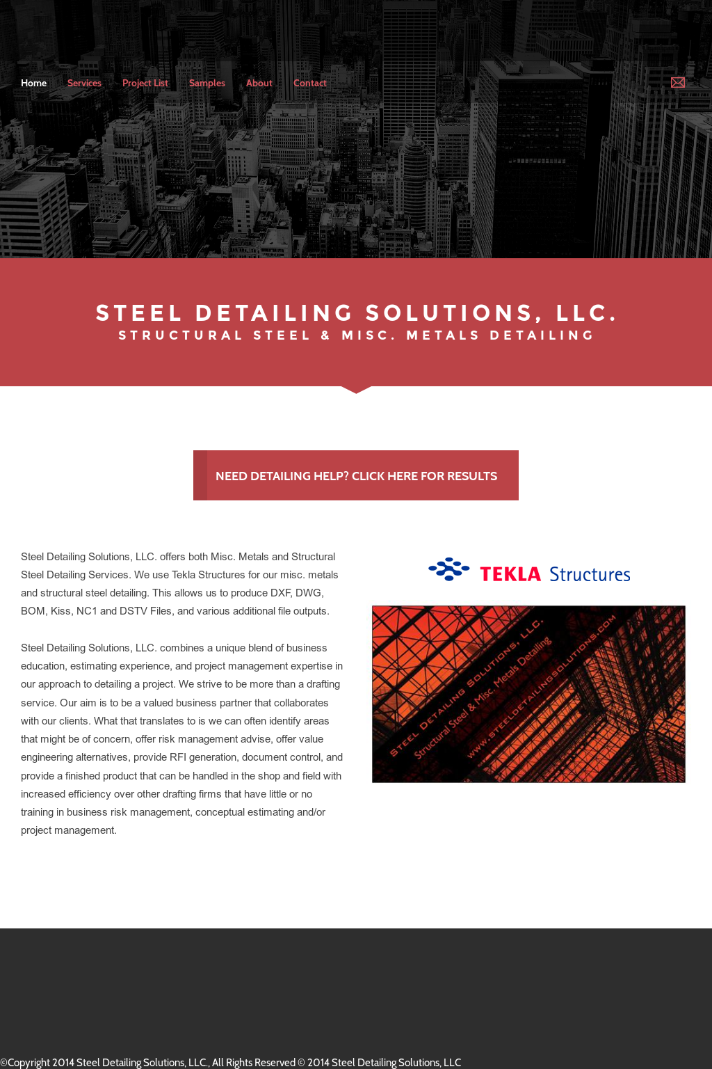 Steel Detailing Solutions Competitors, Revenue and Employees - Owler