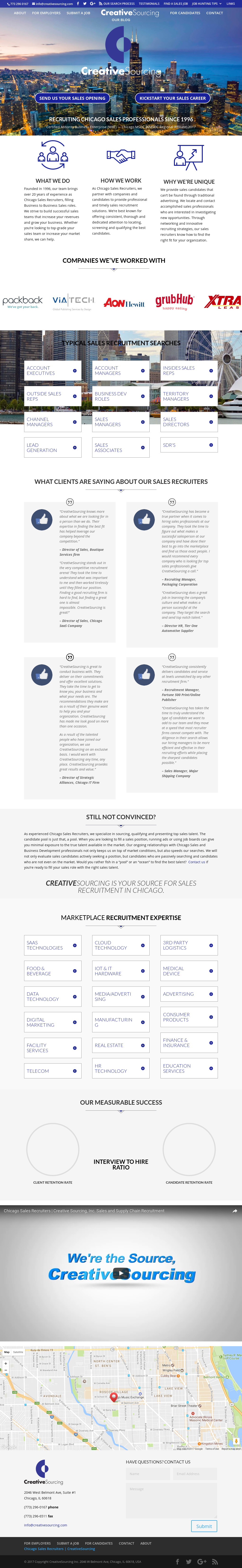 CreativeSourcing Competitors, Revenue and Employees - Owler Company
