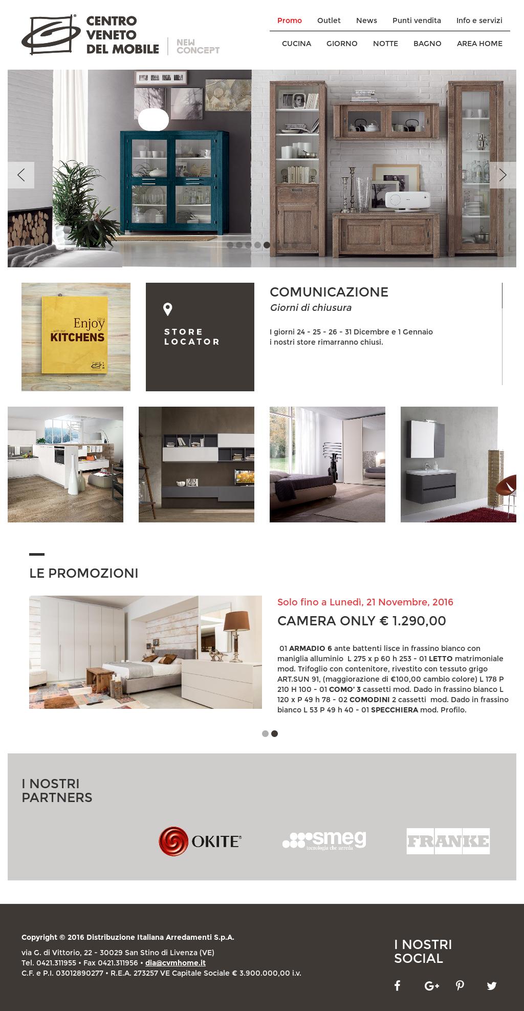 Centro Veneto Del Mobile Competitors, Revenue and Employees ...