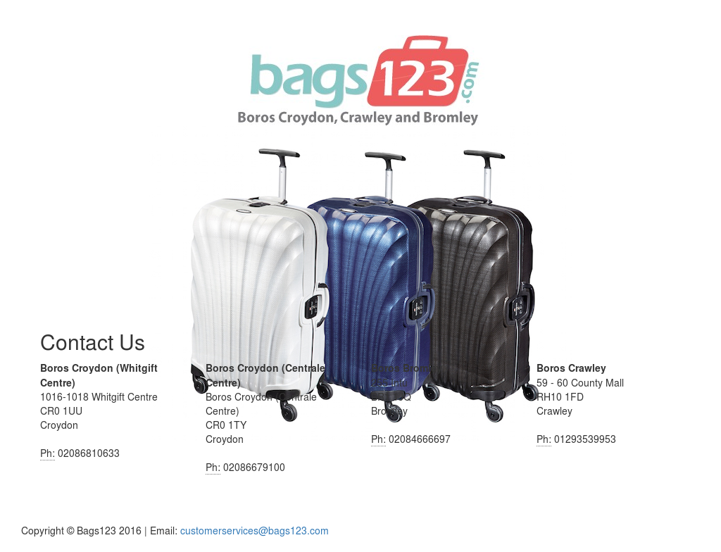 Bags123 Boros Compeors Revenue And Employees Owler Company Profile