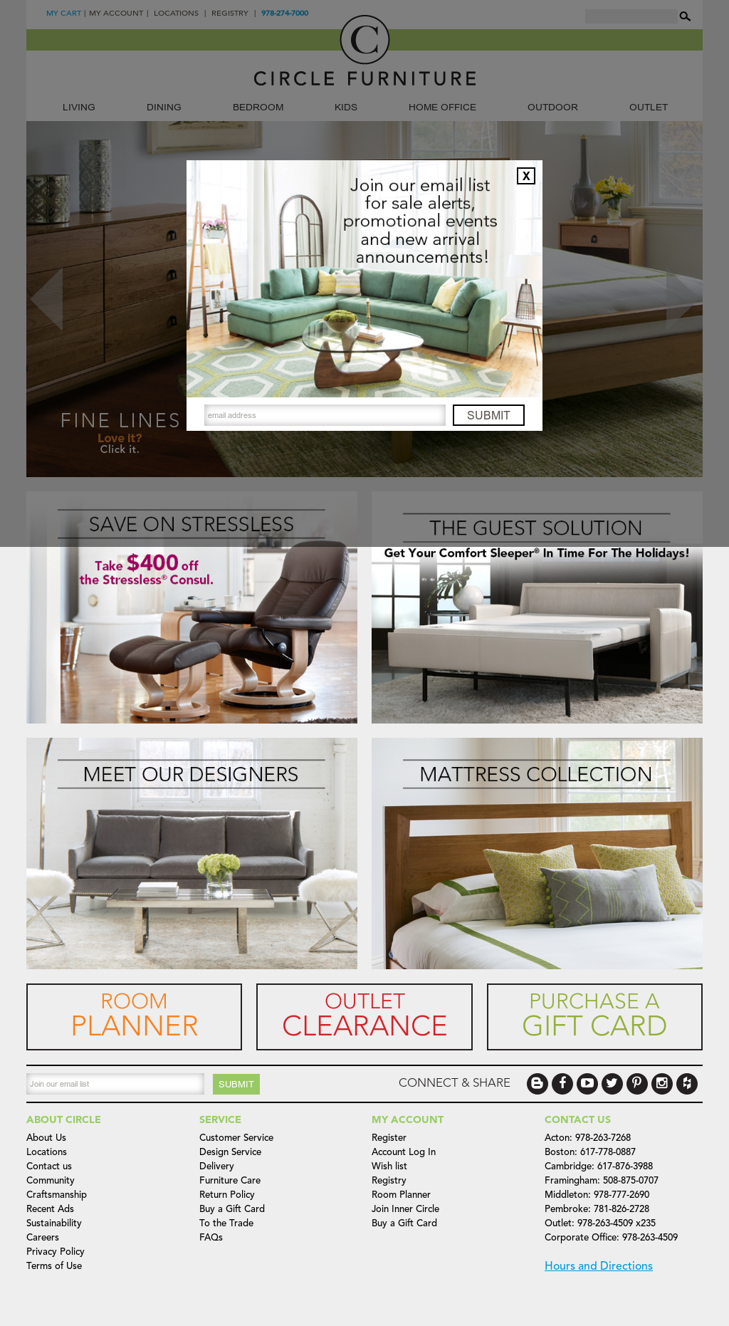 Circle Furniture Competitors, Revenue And Employees   Owler Company Profile
