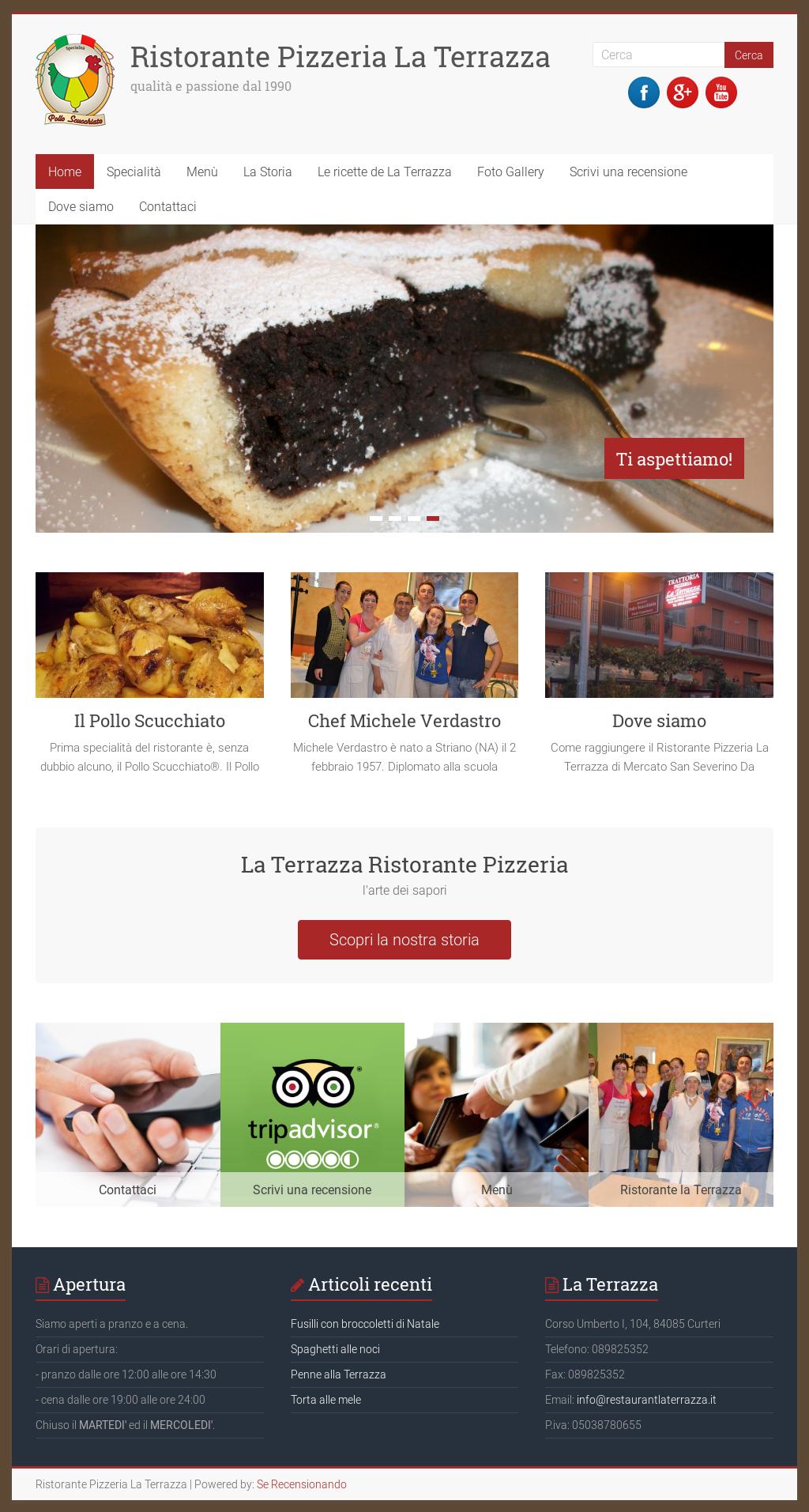 La Terrazza Ristorante Pizzeria Competitors, Revenue and Employees ...