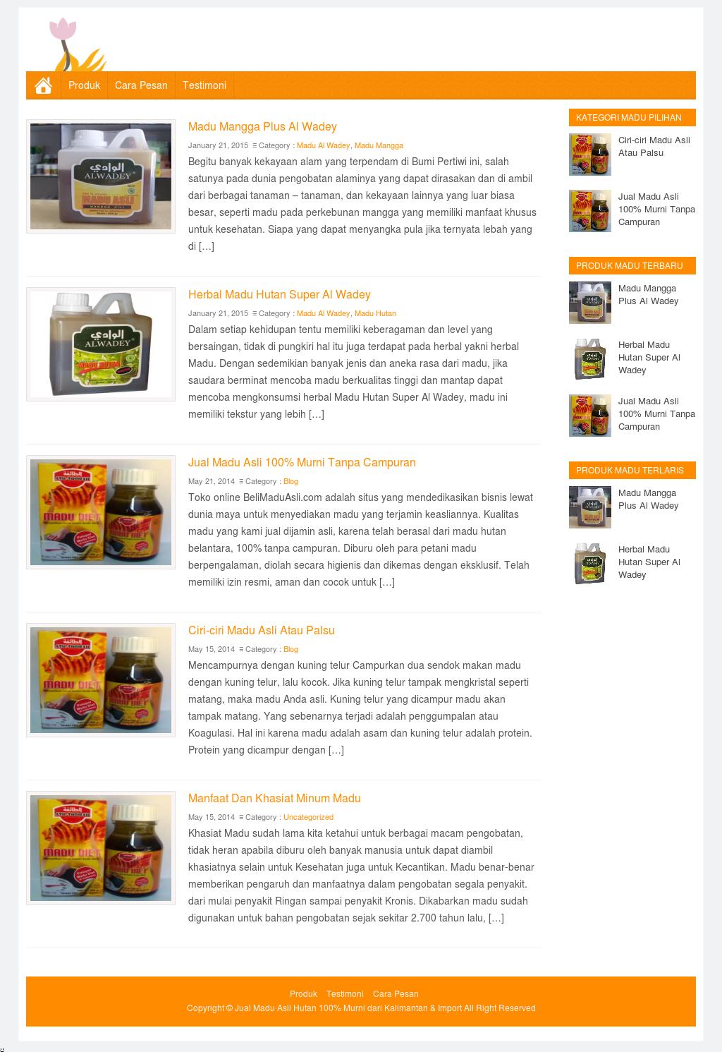 Pengen Kurus Gak Pake Lama Tapi Aman Alami Minum Madu Diet Ajaah Competitors Revenue And Employees Owler Company Profile