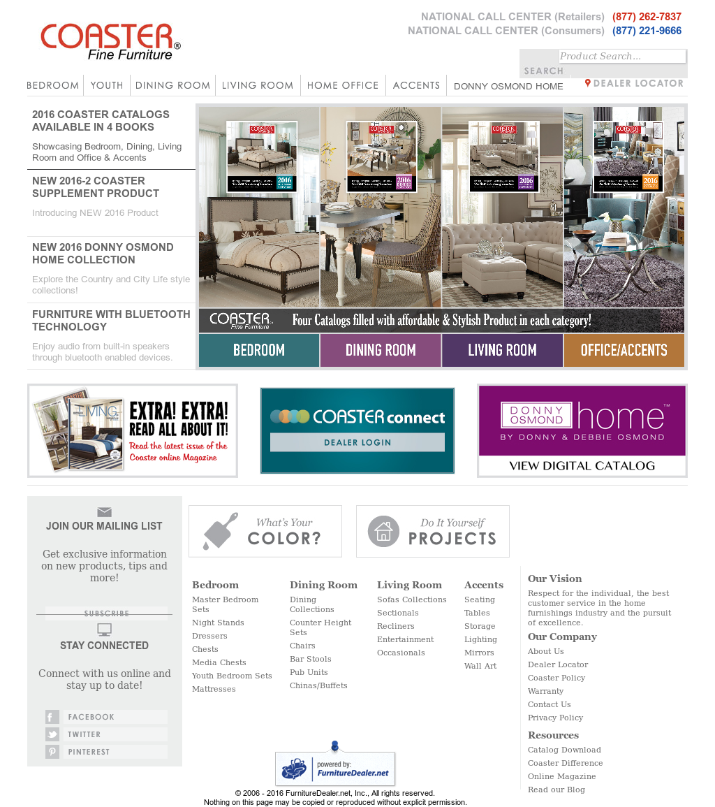 Coaster Furniture Competitors Revenue And Employees Owler Company