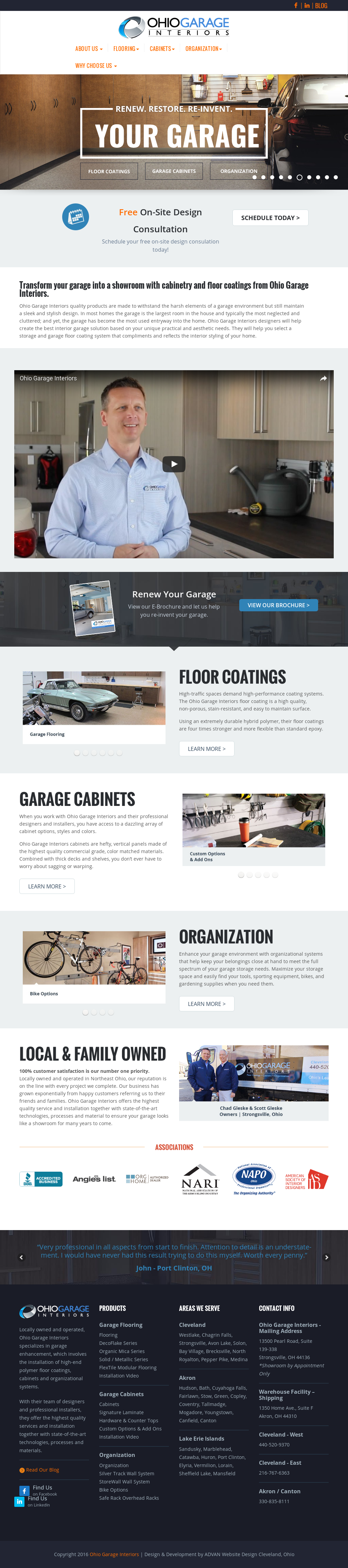 Ohio Garage Interiors Competitors, Revenue and Employees - Owler Company Profile