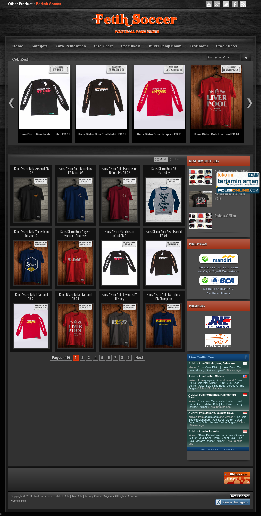 Fetih Shop Competitors Revenue And Employees Owler Company Profile 02 Kaos Bola Distro