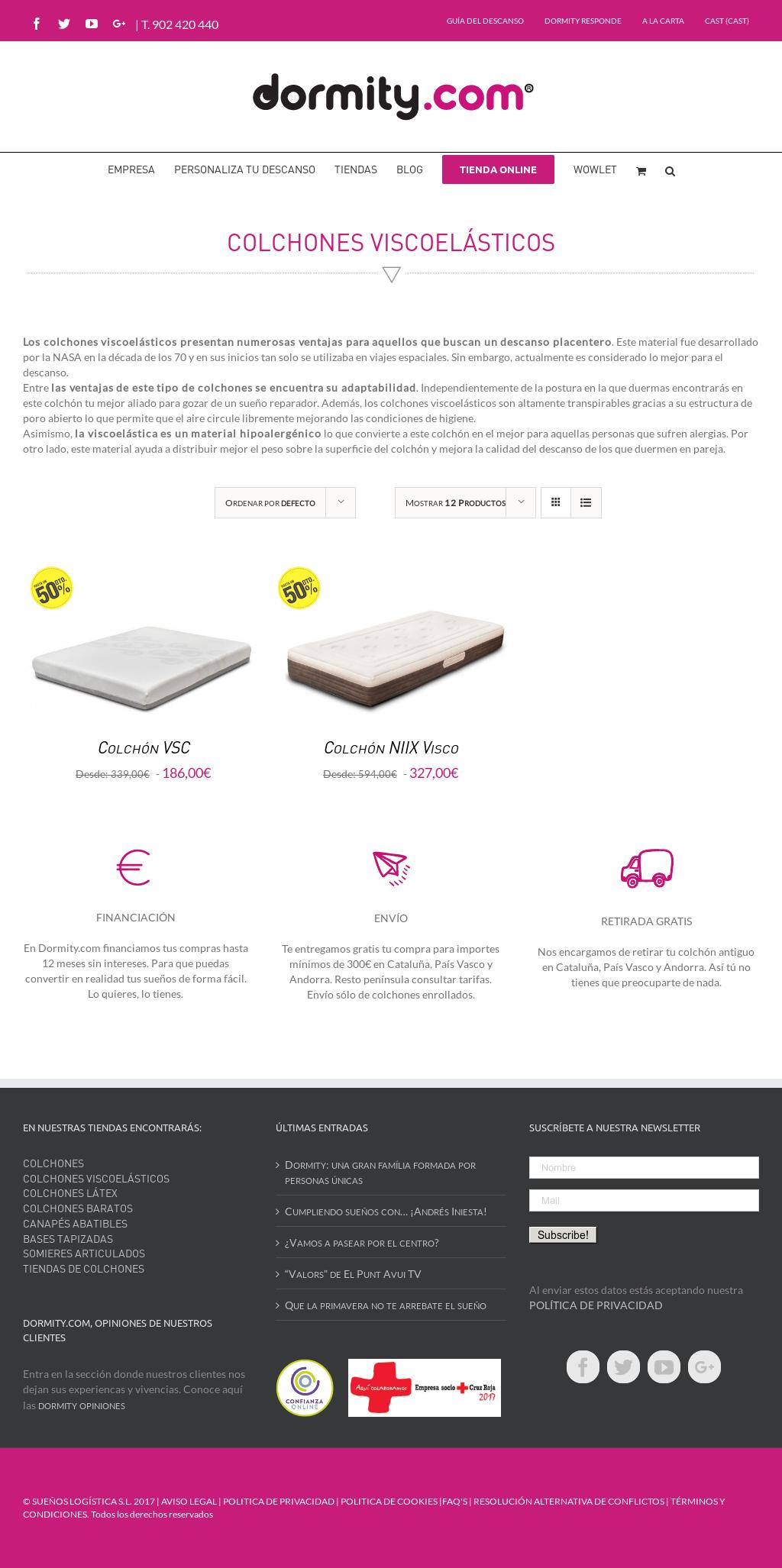 Colchones Girona Dormity.Antoniomiro Dormity Competitors Revenue And Employees Owler