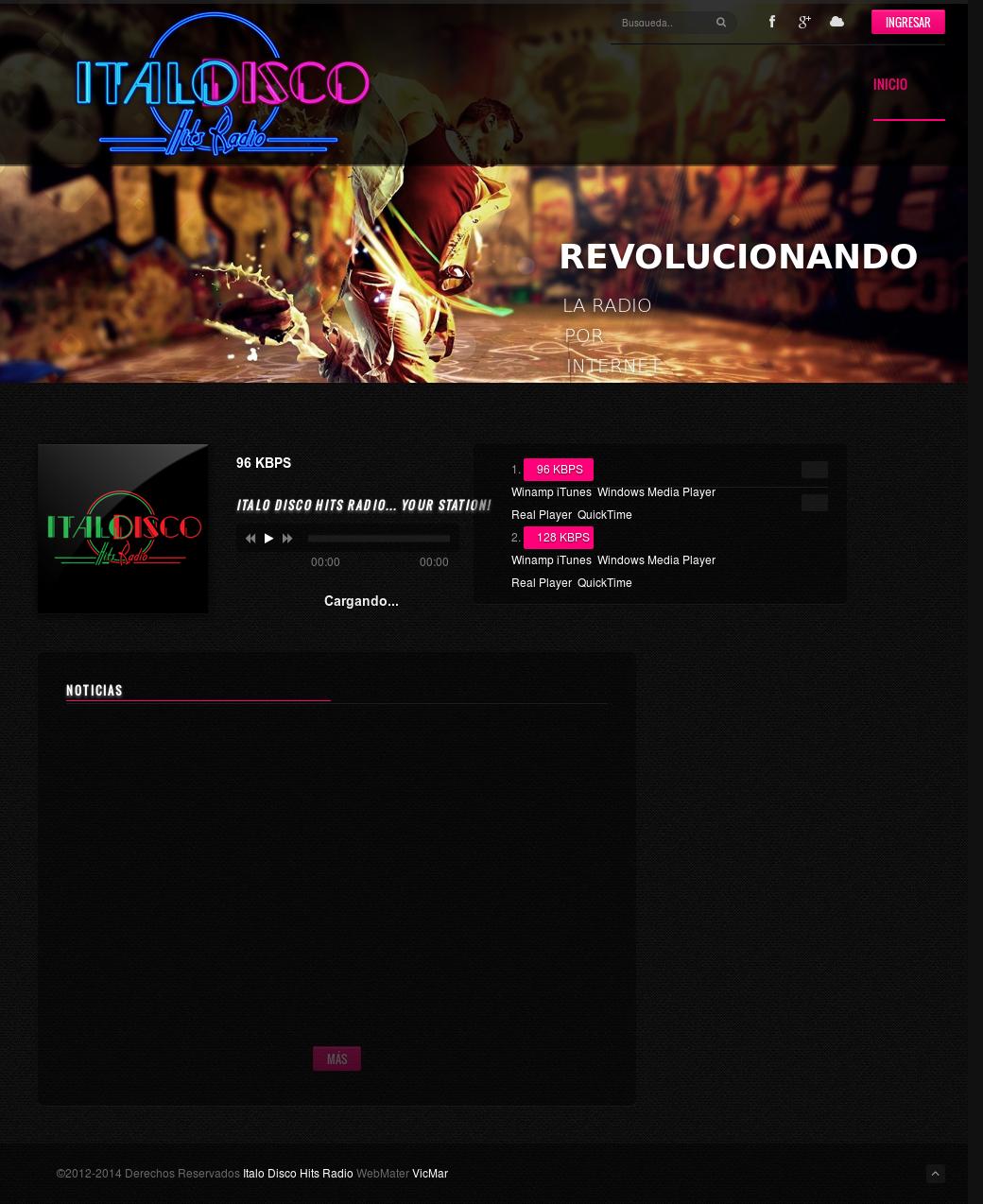 Italo Disco Hits Radio Competitors, Revenue and Employees
