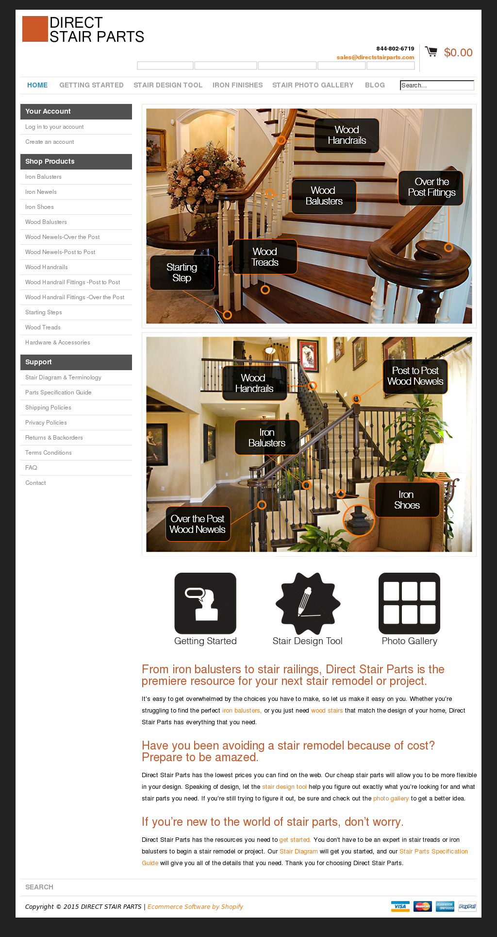 Direct Stair Parts Competitors, Revenue And Employees   Owler Company  Profile