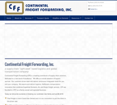 Continental Global Logistics Company Profile Owler - Continental global
