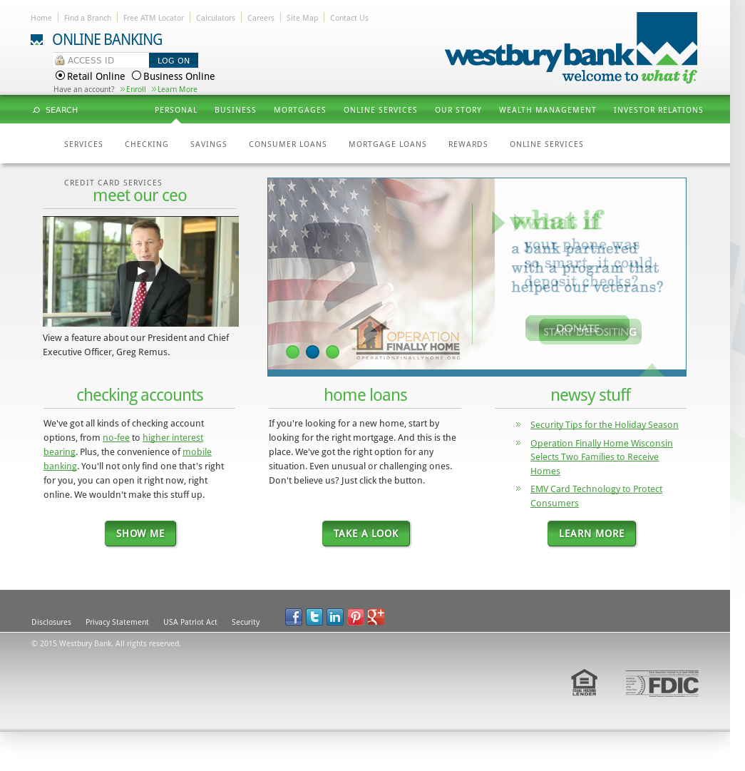 Westbury Bank Competitors, Revenue and Employees - Owler