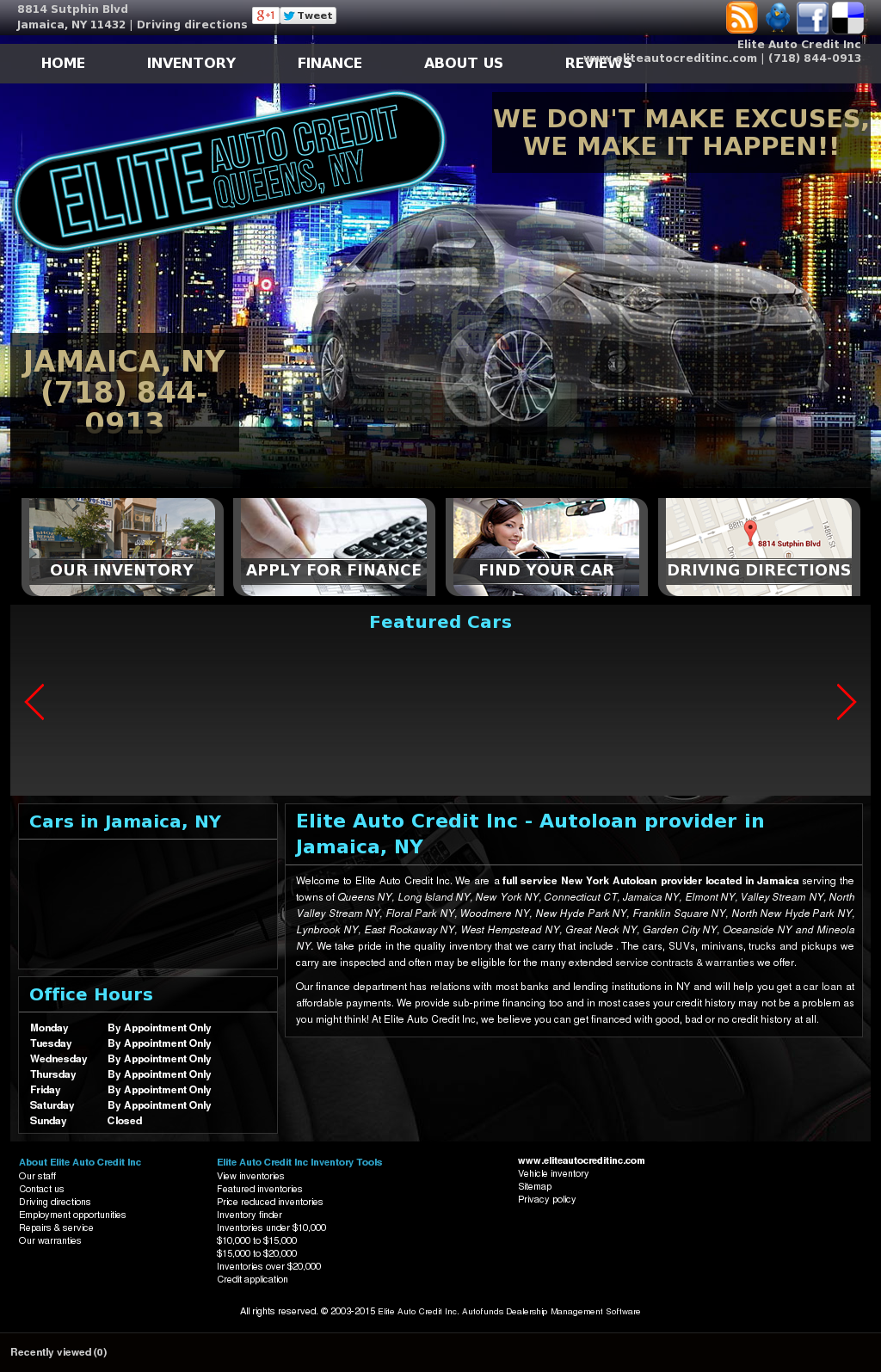 Elite Auto Credit >> Elite Auto Credit Competitors Revenue And Employees Owler Company