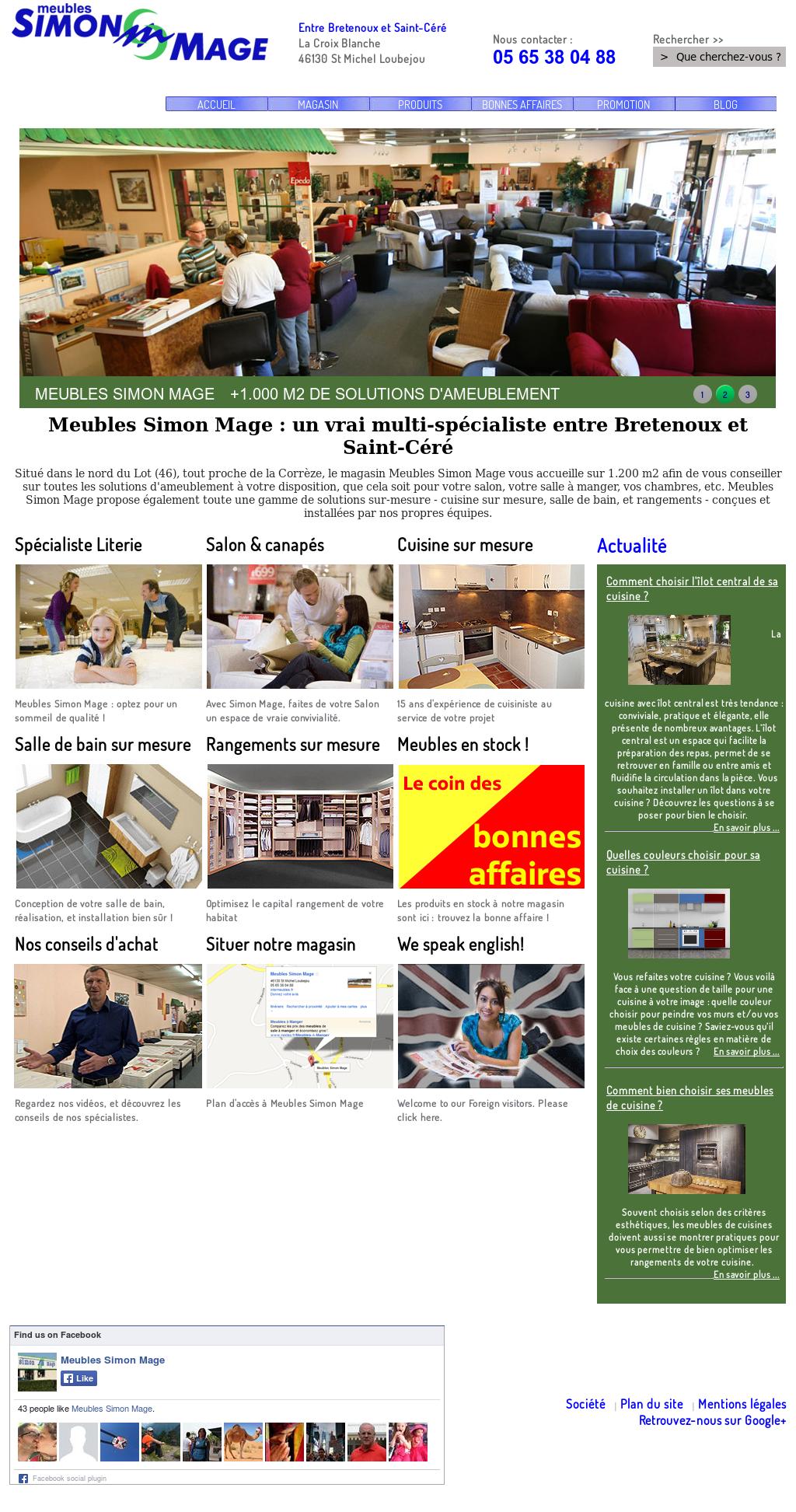 Meuble Salle De Bain Bambou Leroy Merlin ~ Meubles Simon Mage Competitors Revenue And Employees Owler
