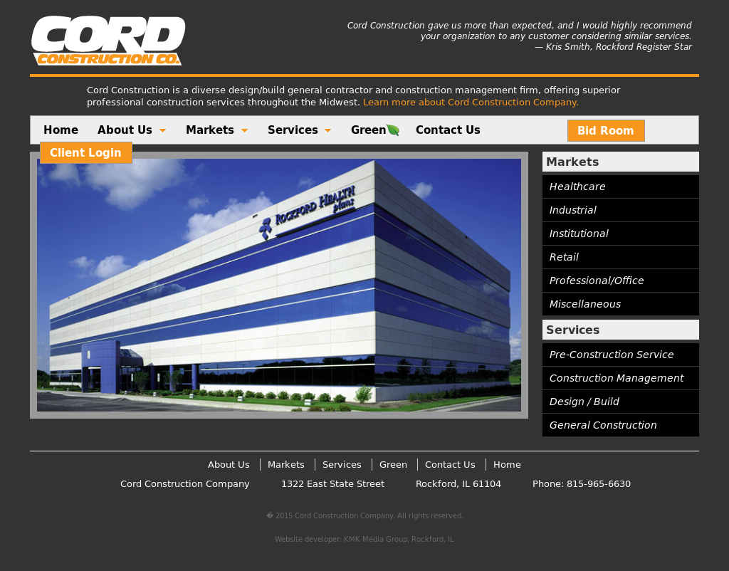 Cord Construction Competitors Revenue And Employees Owler Company