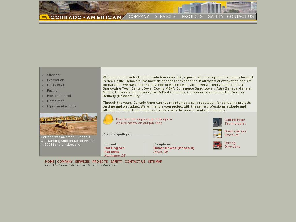 corrado american competitors revenue and employees owler company