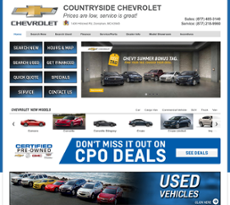 Countryside Chevrolet Competitors Revenue And Employees
