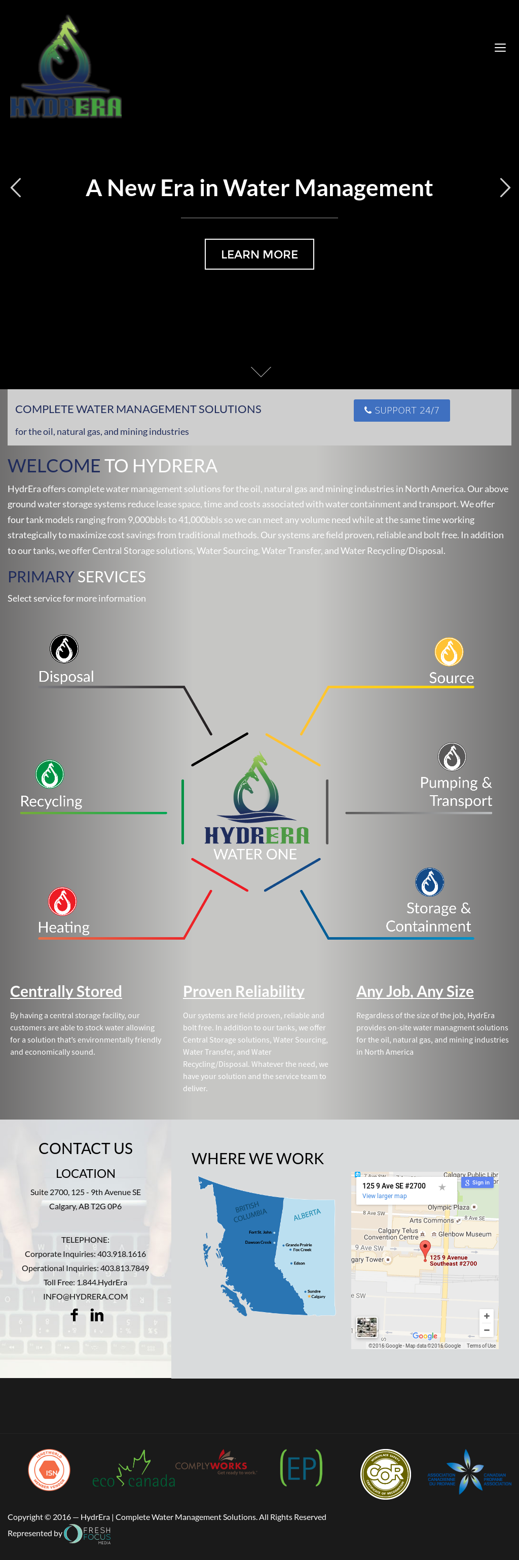 Hydrera Energy Services Competitors, Revenue and Employees