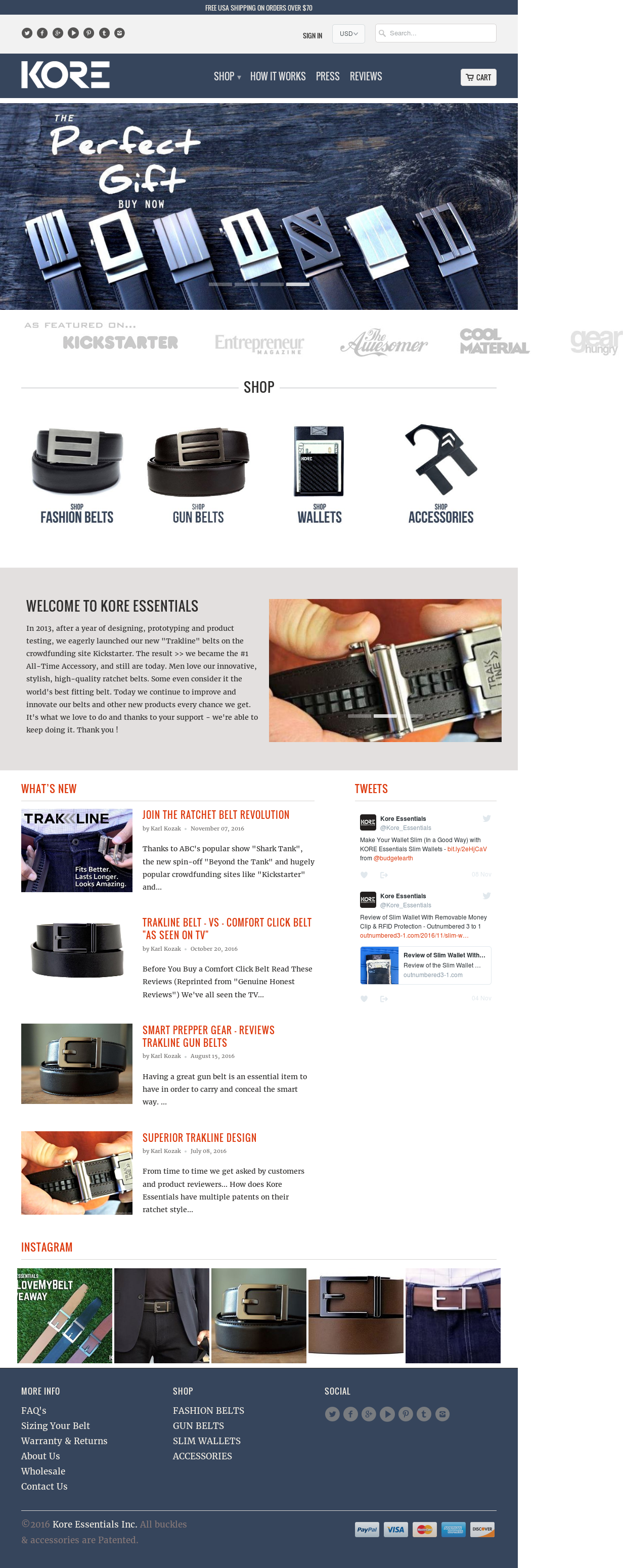Kore Essentials S Competitors Revenue Number Of Employees Funding Acquisitions News Owler Company Profile Men's wallets, sunglasses & gun belts. kore essentials s competitors revenue