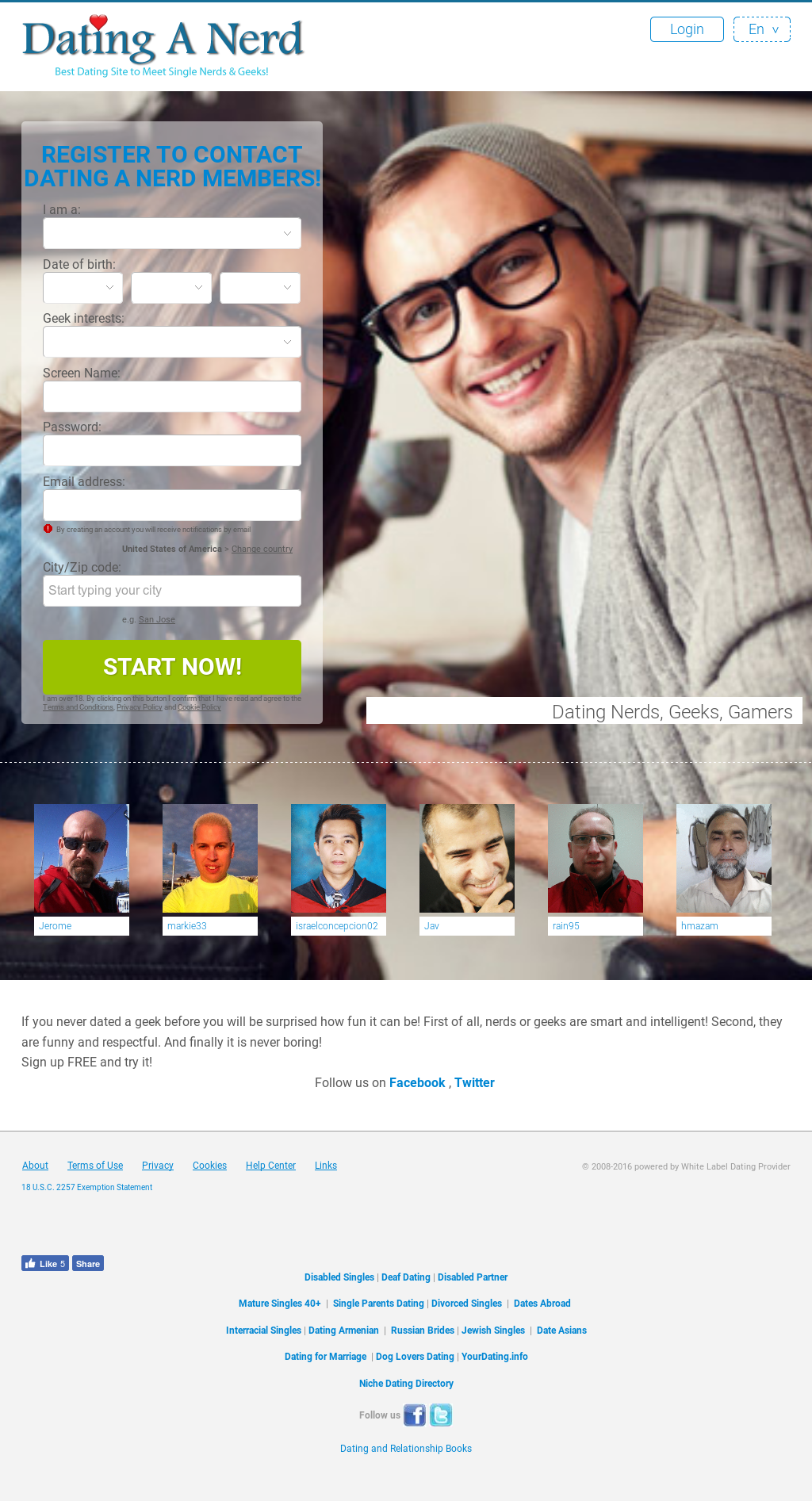 dating site nerds is plenty of fish a dating site