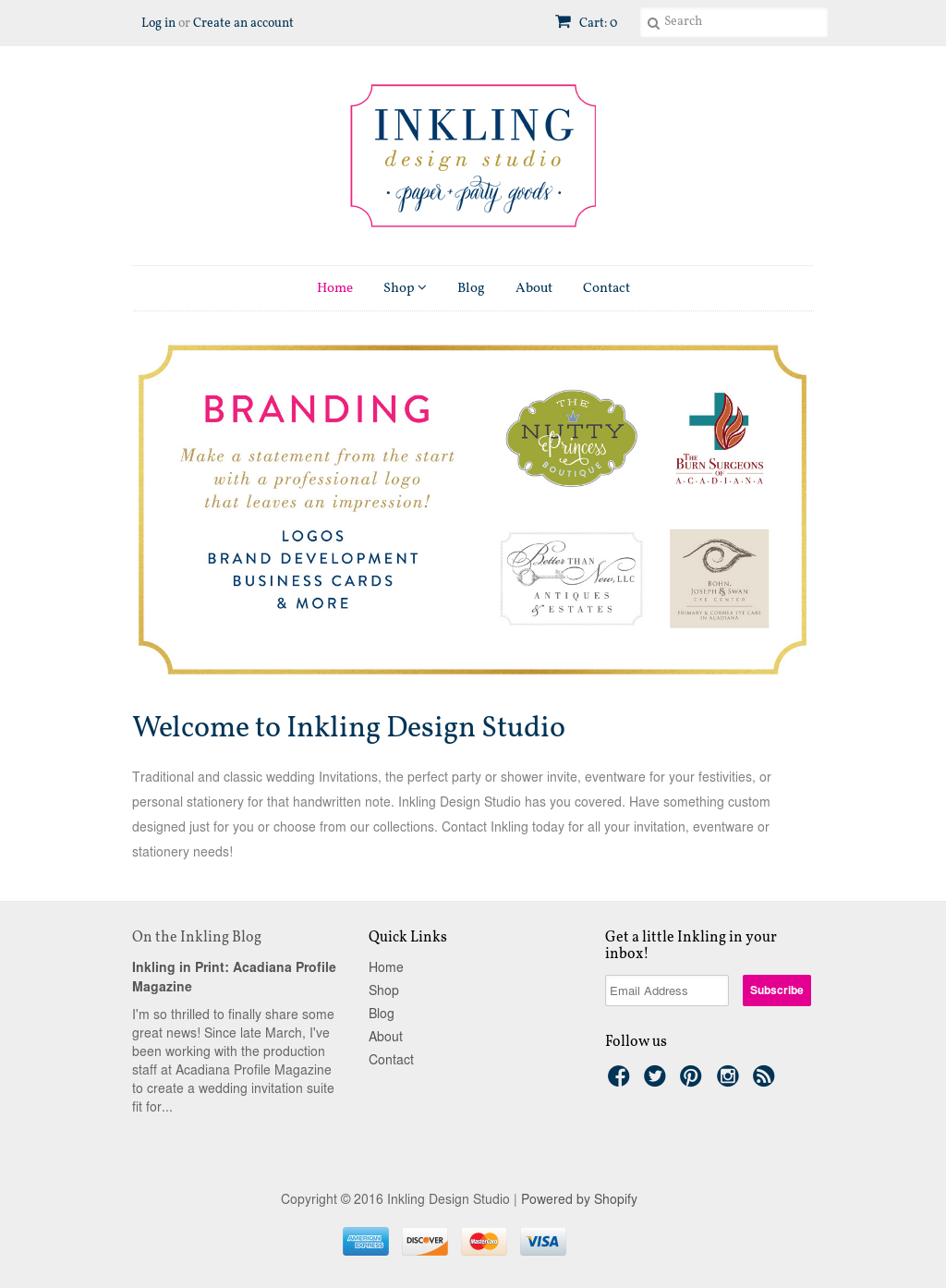 Inkling Design Studio Competitors, Revenue and Employees