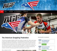American Grappling Federation Competitors, Revenue and Employees