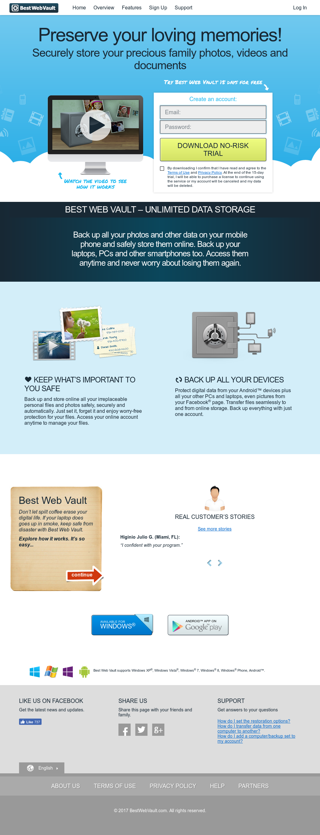 Best Web Vault Competitors, Revenue and Employees - Owler