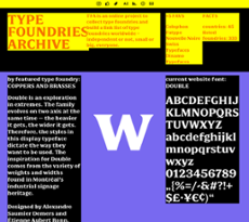 Type Foundries Archive Competitors, Revenue and Employees - Owler