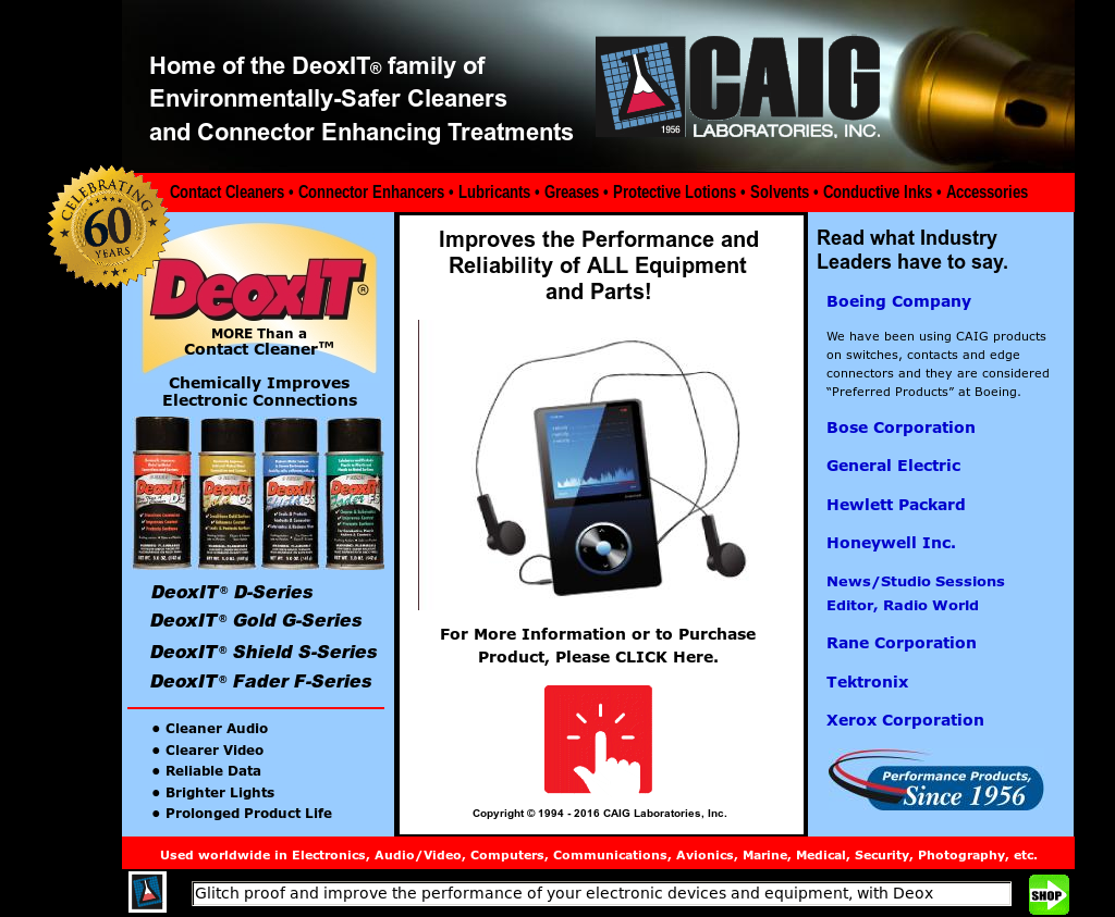 CAIG Laboratories Competitors, Revenue and Employees - Owler