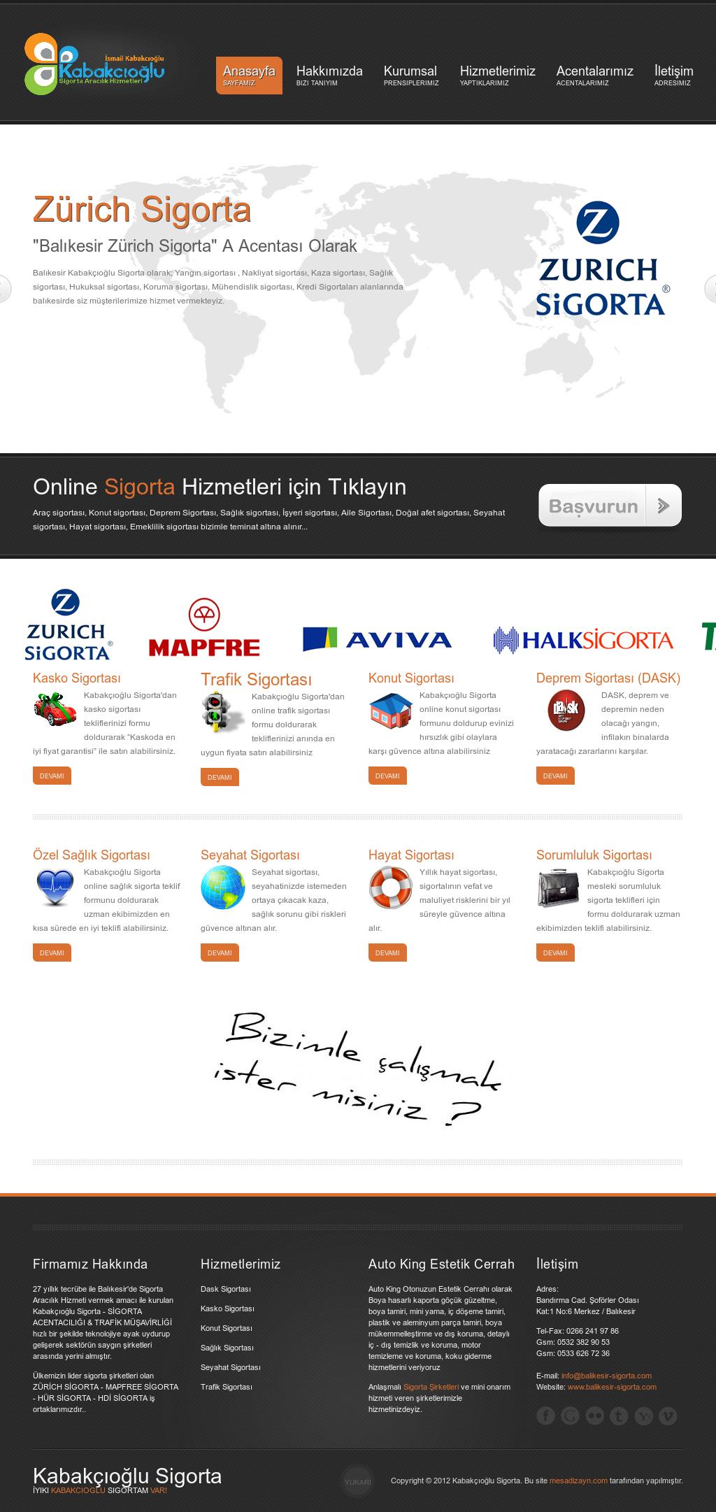 Balikesir Sigorta Competitors Revenue And Employees Owler