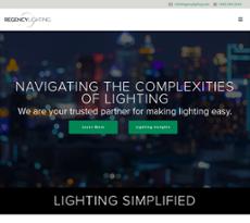 Feb 2016 & Regency Lighting Company Profile | Owler azcodes.com