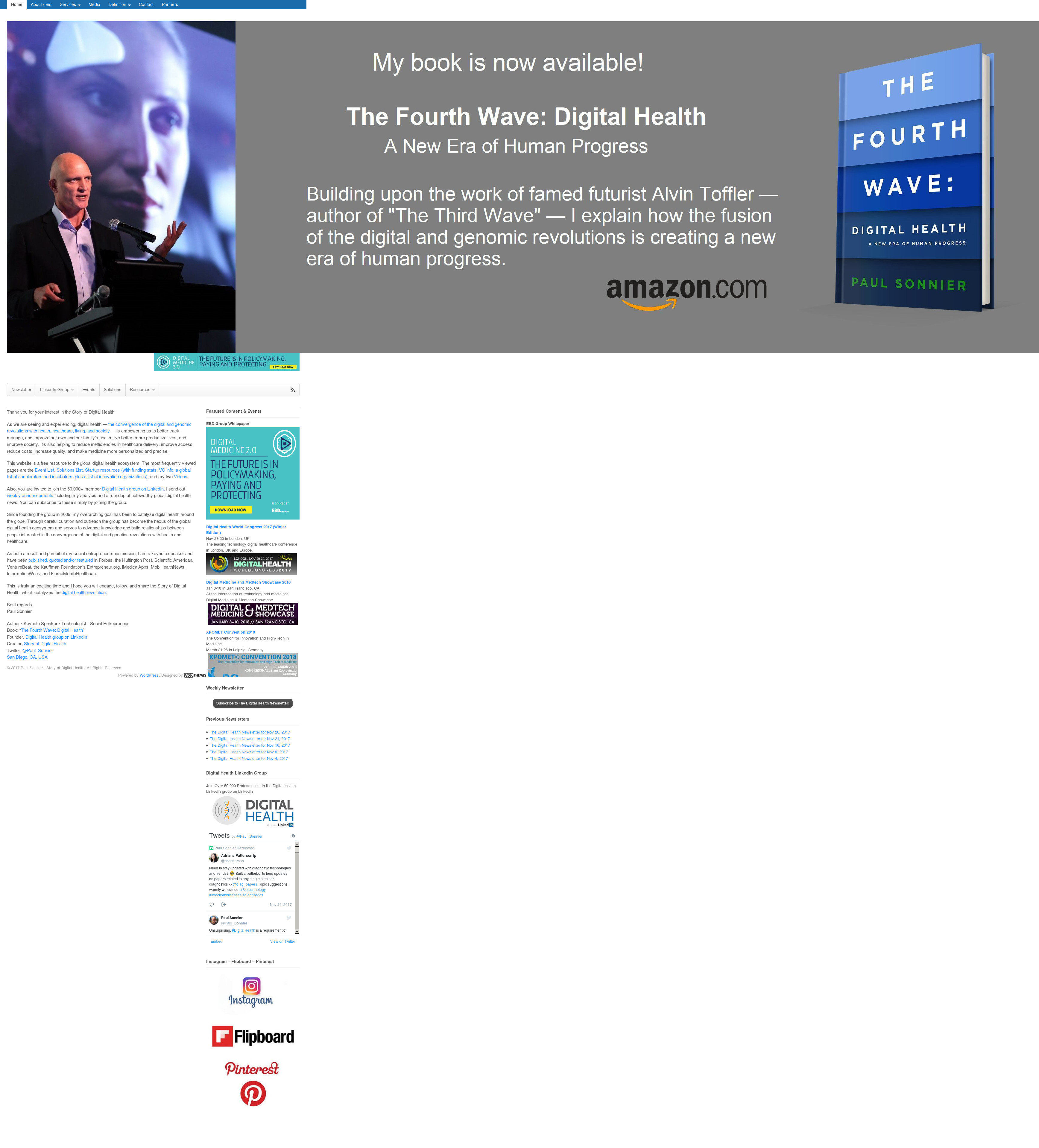 Story Of Digital Health Competitors, Revenue and Employees