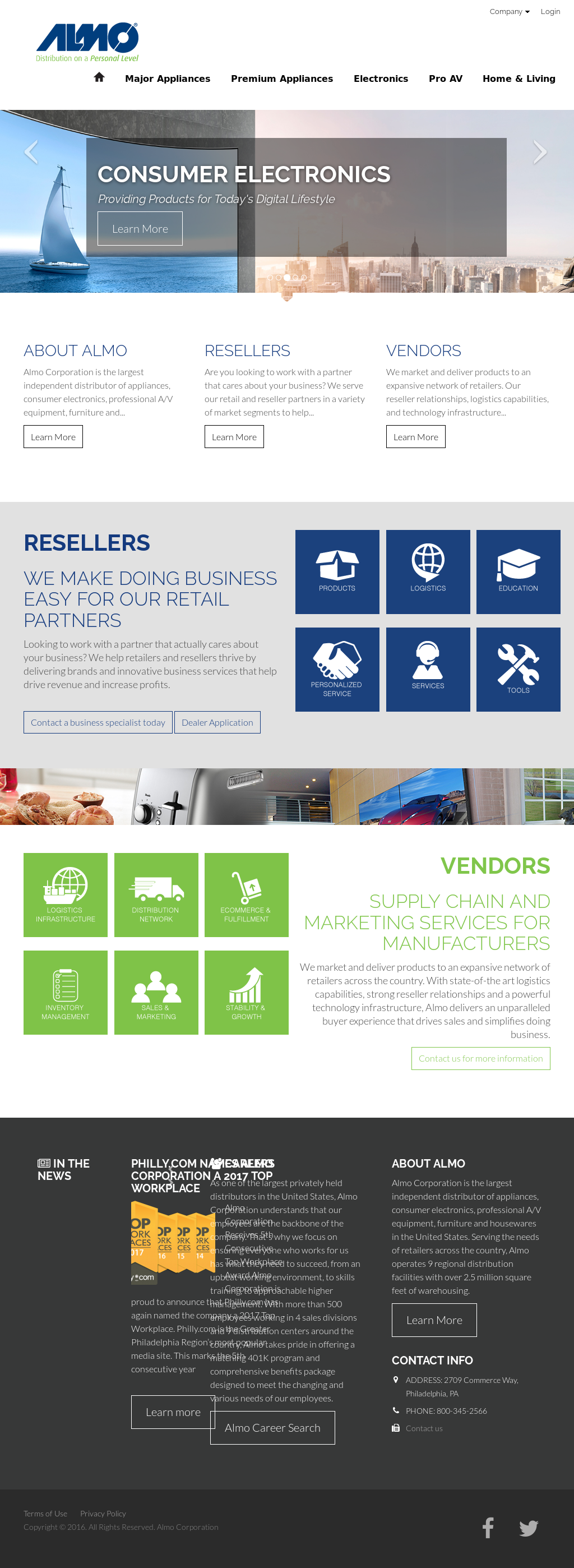 Almo Competitors, Revenue and Employees - Owler Company Profile
